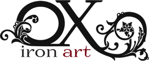 logo ox iron art company holand europe