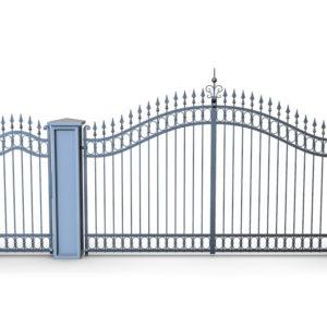 Smeedijzeren-poort-PR-001019004 vooraanzicht