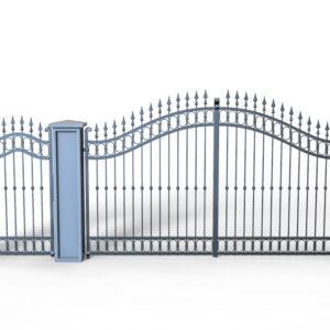 Smeedijzeren-poort-PR-001019005 zijaanzicht