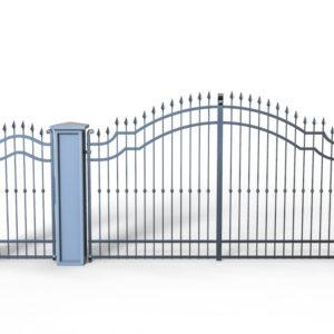 Wrought Iron Gate PR-001019012