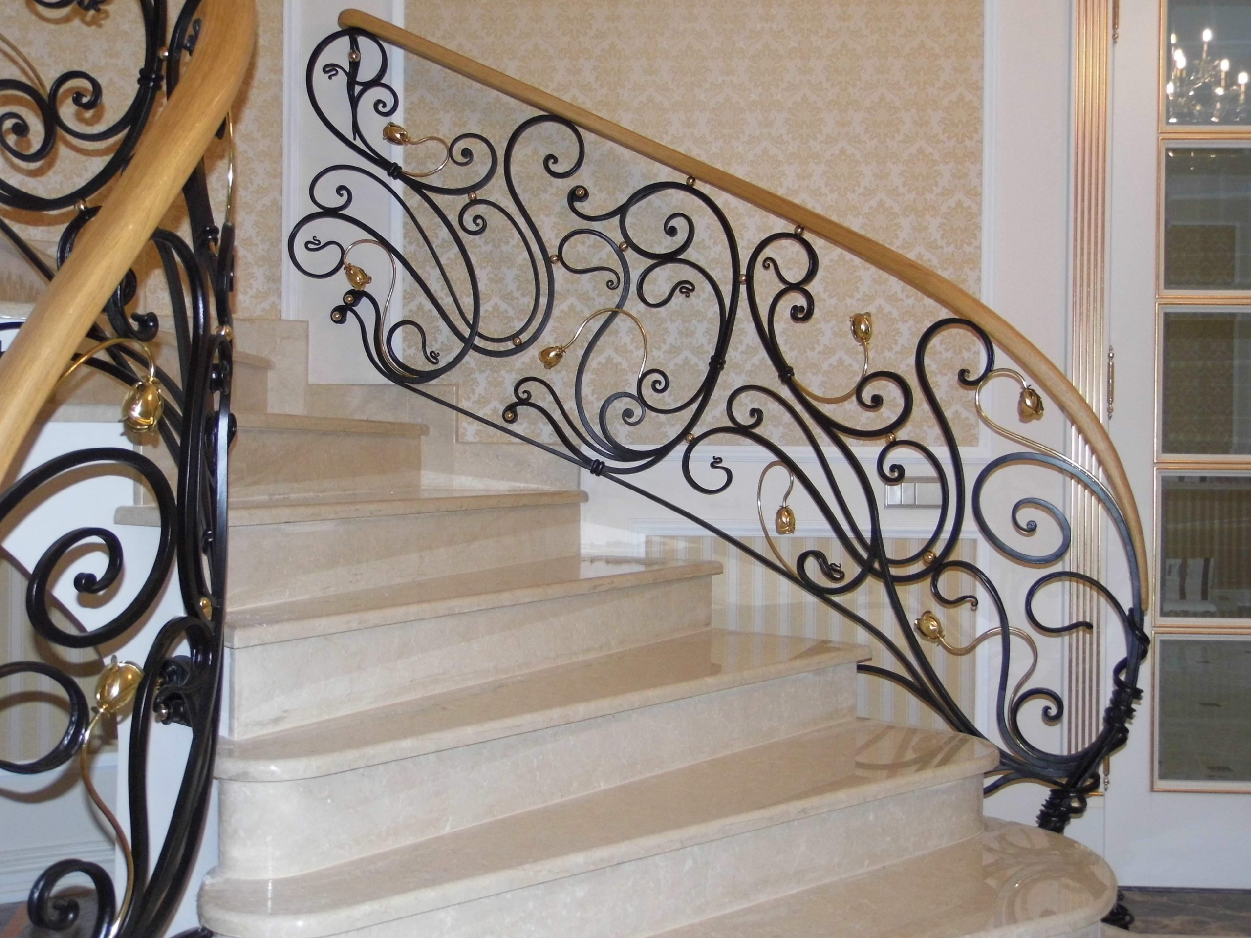 Special staircase in Brussels