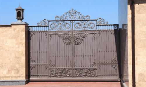 Wrought Iron Gates_Ox_Iron_Art_Picture14-500x300