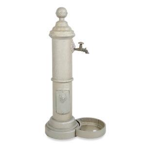 """Water column: water column """"Milan"""" with tap"""