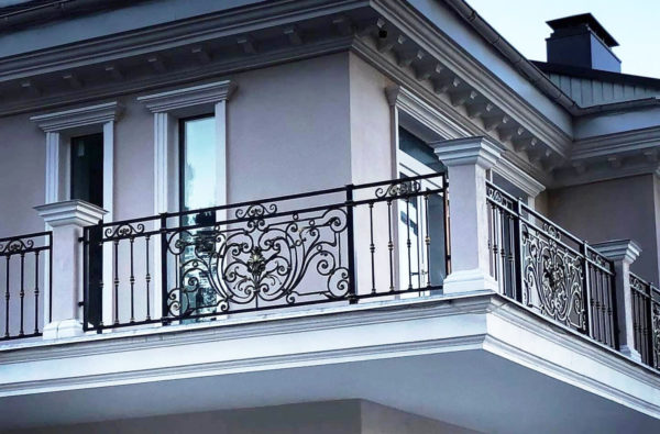 balkonhek Lely sfeer