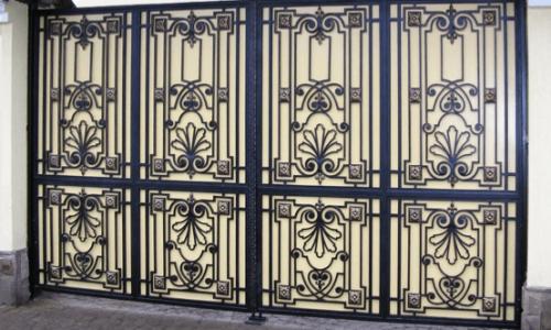 Wrought Iron Gates_Ox_Iron_Art_Picture16-500x300