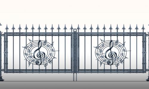 Wrought Iron Gates_Ox_Iron_Art_Picture5-500x300