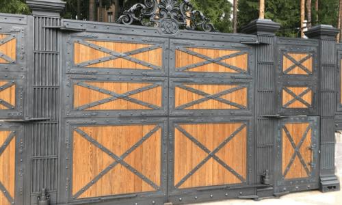 Wrought Iron Gates_Ox_Iron_Art_Picture6-500x300